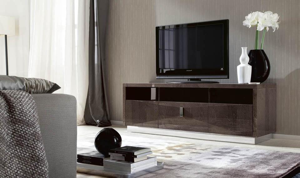 70 Eva complete inrichting hoogglans woonkamer meubelen - Modern ...