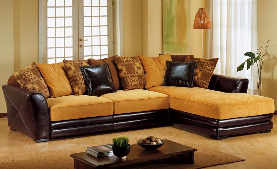Slaapkamer Luxor : Home > BANKSTELLEN > Hoekbankstellen leer / stof ...