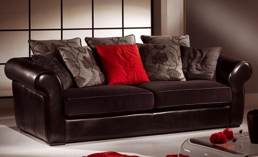 Melrose klassieke bankstel met een eigentijdse vormgeving neoklassieke bankstellen woiss meubels - Eigentijdse pouf ...