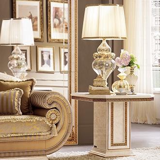 Luxe italiaanse design klassieke stoffen bankstel meubels for Meubels breda